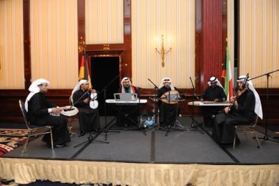 Kuwaitische Musikgruppe