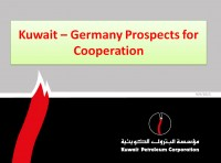 Kuwait - Germany Prospects for Cooperation