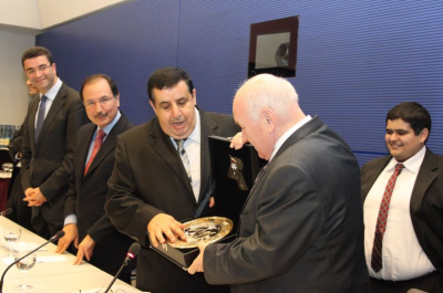 3. Sitzung der Gemischten Kuwaitisch-Deutschen Wirtschaftskommission