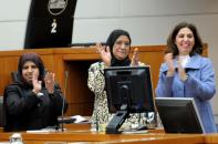Kuwaitische Politikerinnen