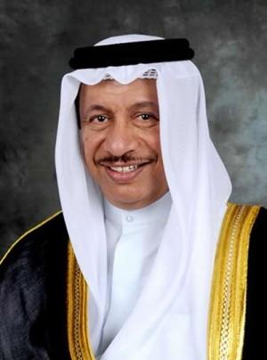 HH Sheikh Jaber Mubarak Al-Hamad